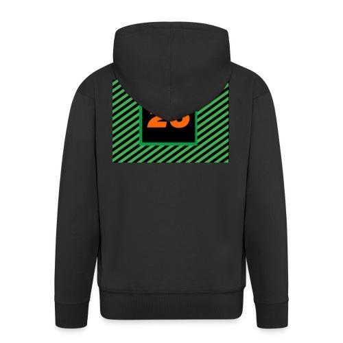 26Games Shirt - Mannenjack Premium met capuchon