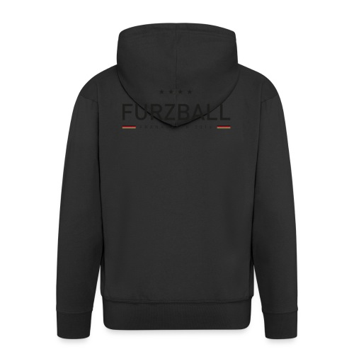 Furzball - Männer Premium Kapuzenjacke