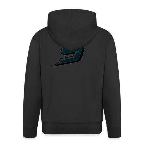 Stripo Logo - Men's Premium Hooded Jacket
