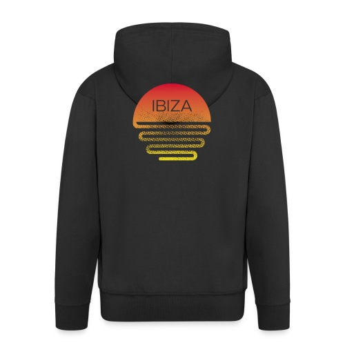 IBIZA - Men's Premium Hooded Jacket