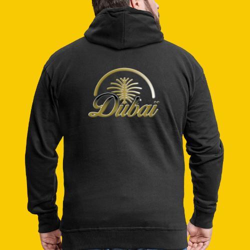 DUBAI - Veste à capuche Premium Homme