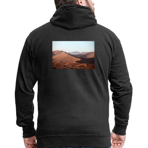 Sahara - Men's Premium Hooded Jacket