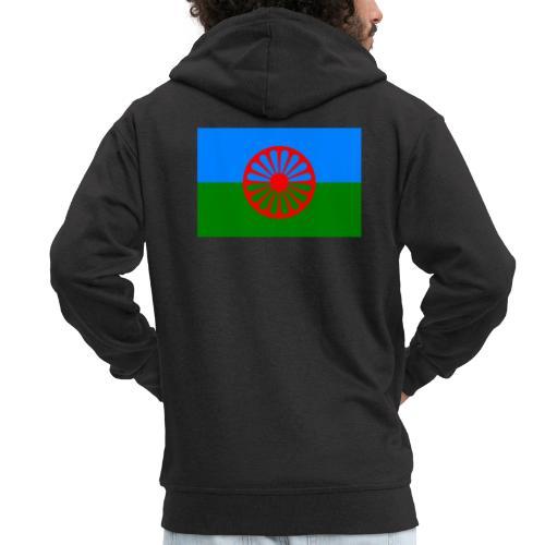 Flag of the Romani people - Premium-Luvjacka herr