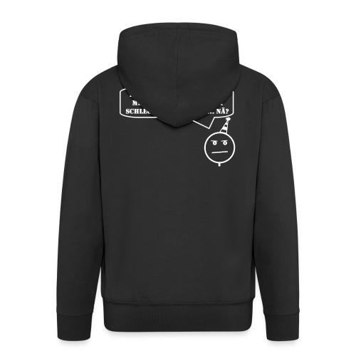Optimist - Männer Premium Kapuzenjacke