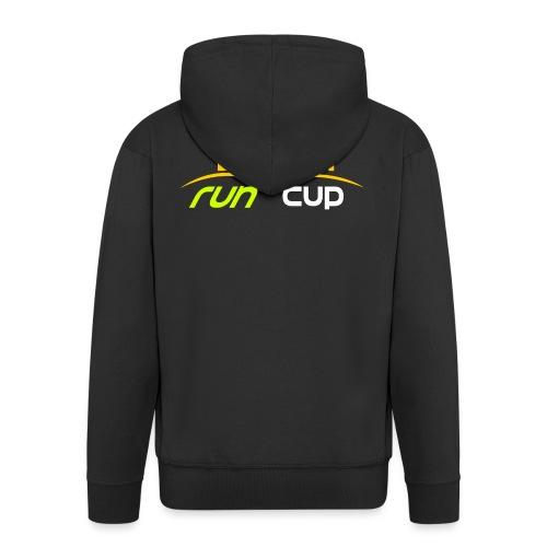 Beach_Run_Cup_d--tour-- - Veste à capuche Premium Homme