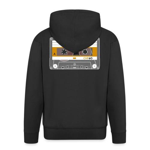 Cassette CHF - Men's Premium Hooded Jacket