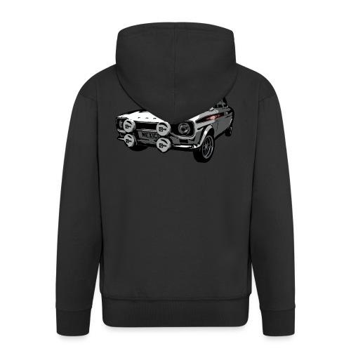 Mk1 Escort - Men's Premium Hooded Jacket