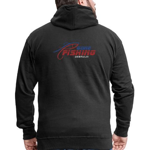 GONE-FISHING (2022) DEEPSEA/LAKE BOAT COLLECTION - Men's Premium Hooded Jacket