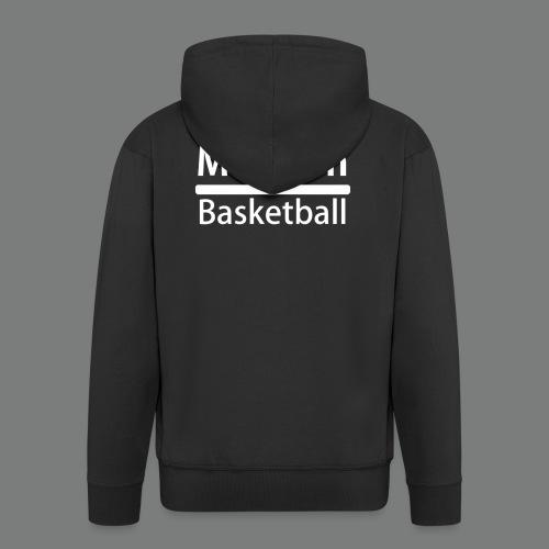 tdesign - Men's Premium Hooded Jacket