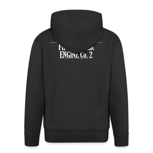 Firefighter ENGINE Co 2 - Herre premium hættejakke