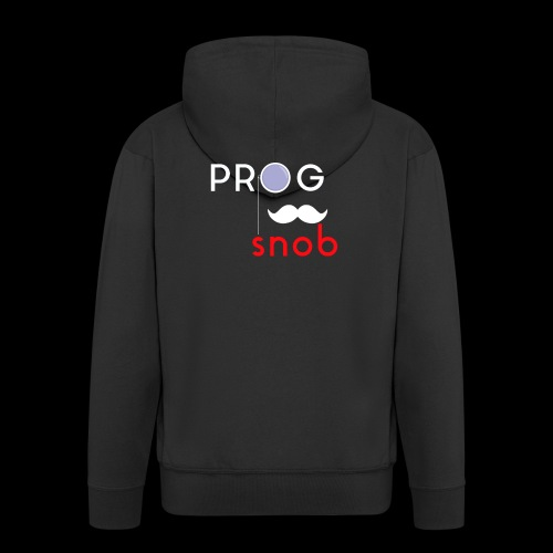 NUOVO3 png - Men's Premium Hooded Jacket