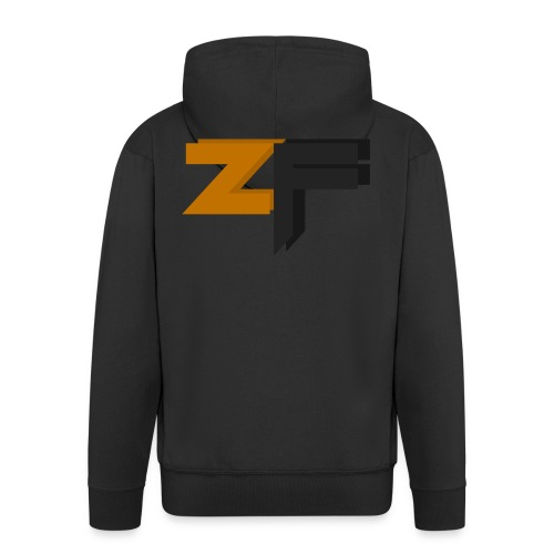 ZyberFeeniix S'amsung Galaxy s5 Premium Cover - Men's Premium Hooded Jacket