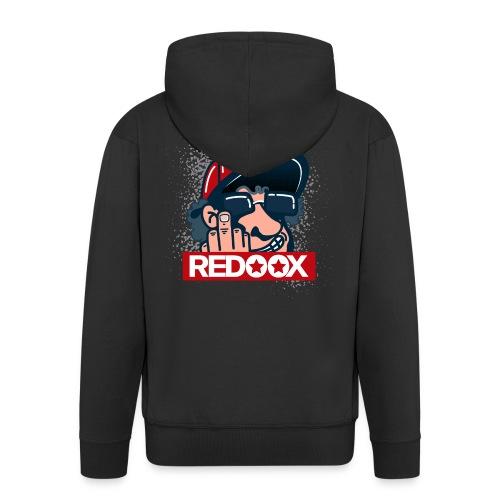 Redoox men - Chaqueta con capucha premium hombre