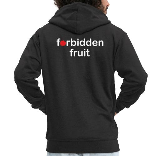 Forbidden fruit - Chaqueta con capucha premium hombre