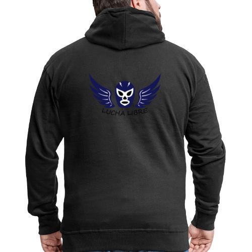 Lucha Libre - Veste à capuche Premium Homme