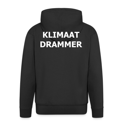 Klimaat Drammer - Men's Premium Hooded Jacket