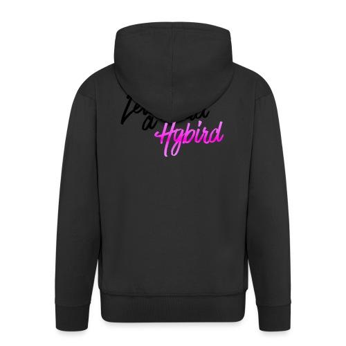 Lets Build A hybrid - Men's Premium Hooded Jacket