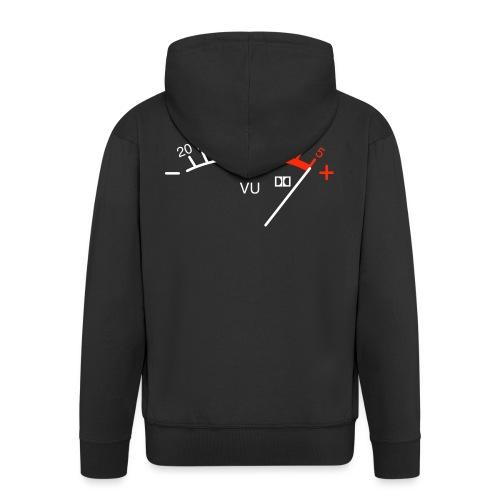 VU Simple Meter - Men's Premium Hooded Jacket