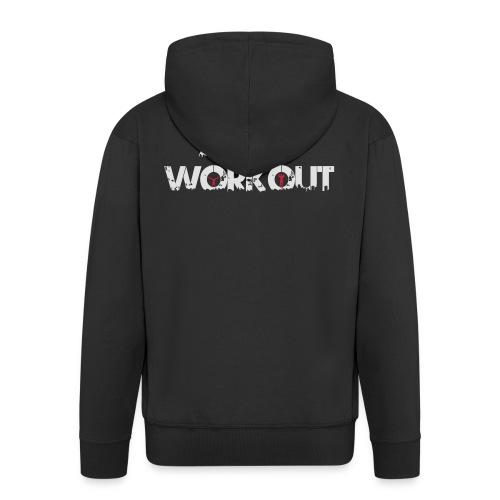 Street Workout - Männer Premium Kapuzenjacke