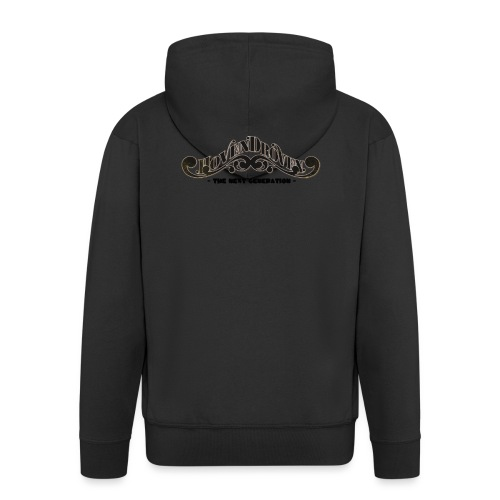 HOVEN DROVEN - Babydress - Men's Premium Hooded Jacket