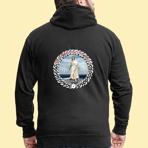 Ordre Druidique de Dahut Logo - Veste à capuche Premium Homme