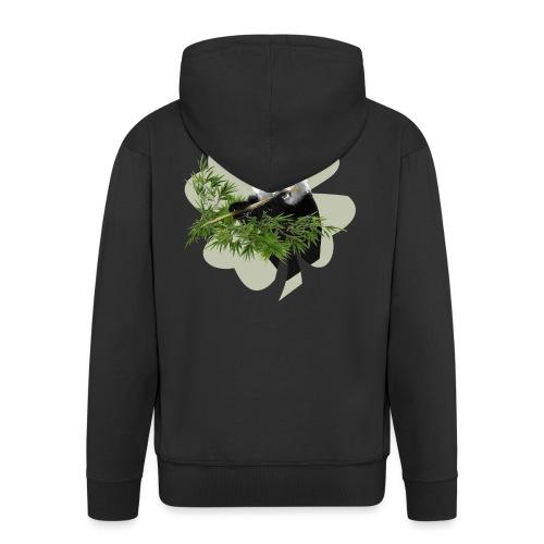 My lucky Panda - Veste à capuche Premium Homme