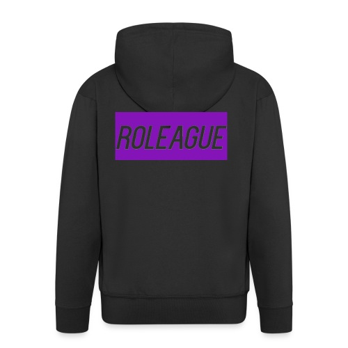 RoLeague Merch! - Men's Premium Hooded Jacket