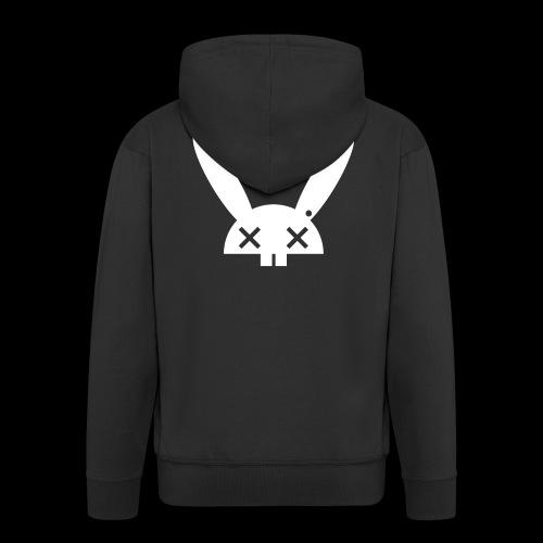 HARE5 LOGO TEE - Men's Premium Hooded Jacket