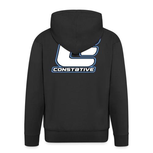 Constative hoodie - Herre premium hættejakke