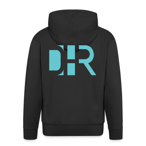 DHR Trick Shots - Men's Premium Hooded Jacket