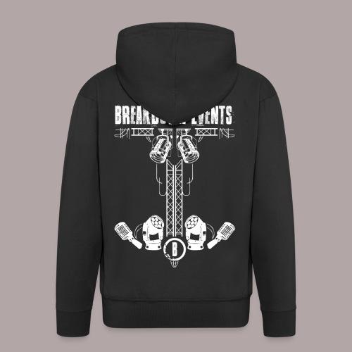 Breakdown Anker Motiv - Männer Premium Kapuzenjacke