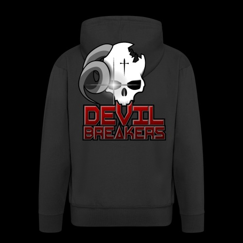 Devil Breakers - Men's Premium Hooded Jacket