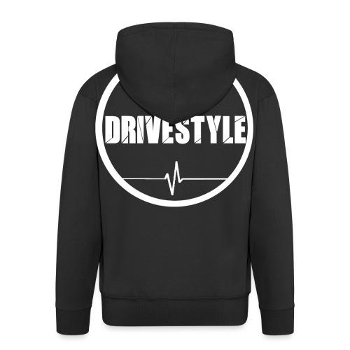Drivestyle - Männer Premium Kapuzenjacke