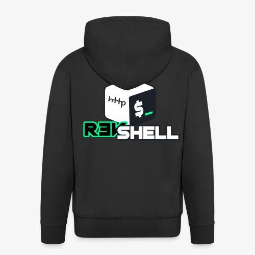 HTTP-revshell - Men's Premium Hooded Jacket