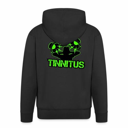 tinnitus verein - Männer Premium Kapuzenjacke