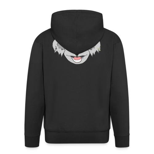 Koala Smoke - Männer Premium Kapuzenjacke