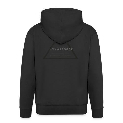 ђεƔƔ 9 recordϟ® tshirt - Men's Premium Hooded Jacket