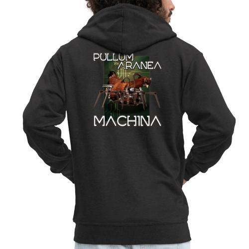 Pullum Aranea Machina - Mannenjack Premium met capuchon