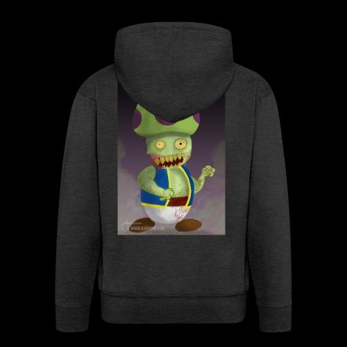 SuperMario: Zombie Toad - Mannenjack Premium met capuchon