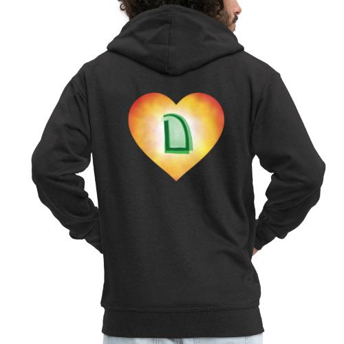 Dats Dramatic - Men's Premium Hooded Jacket