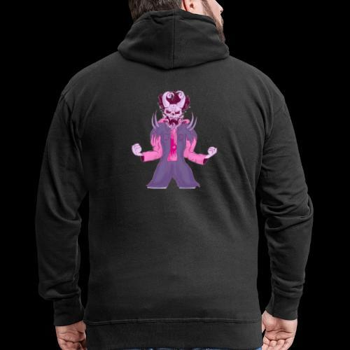 Super BigInGoes - Men's Premium Hooded Jacket