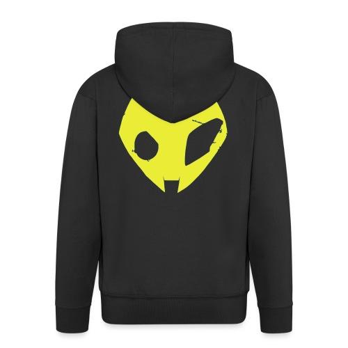 alien s1000rr - Männer Premium Kapuzenjacke