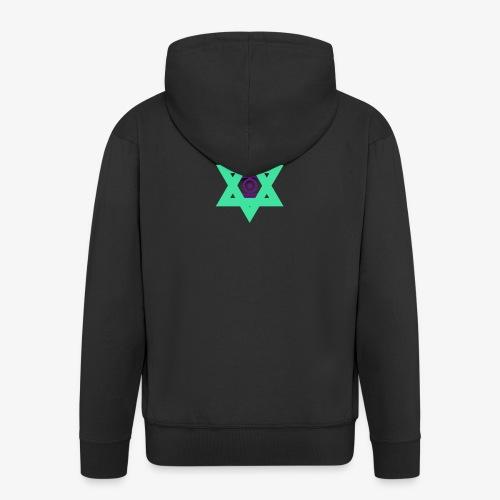 Star eye - Men's Premium Hooded Jacket