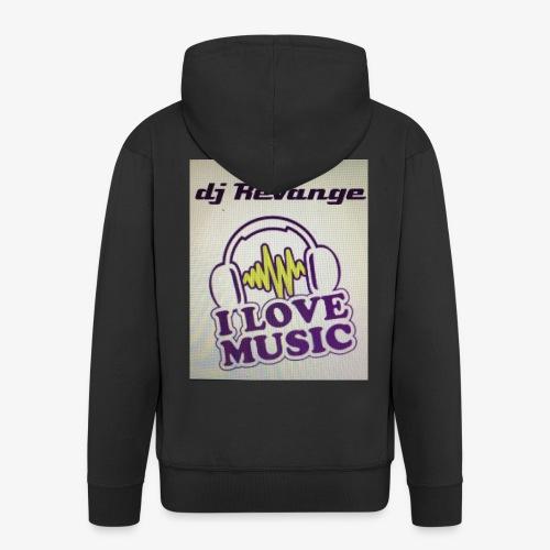 DJ REVANGE - Veste à capuche Premium Homme