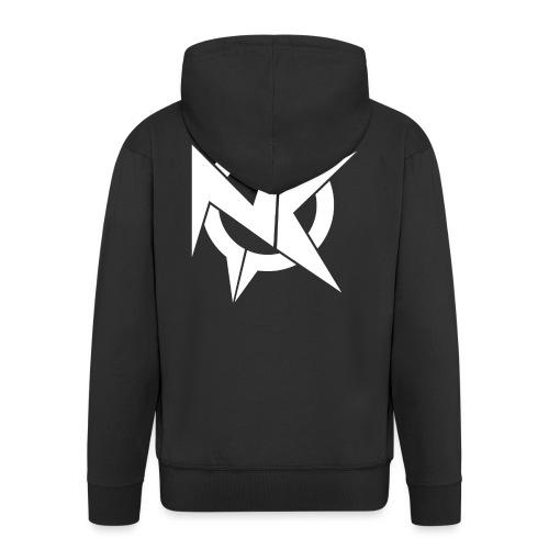 NK Clan - Chaqueta con capucha premium hombre