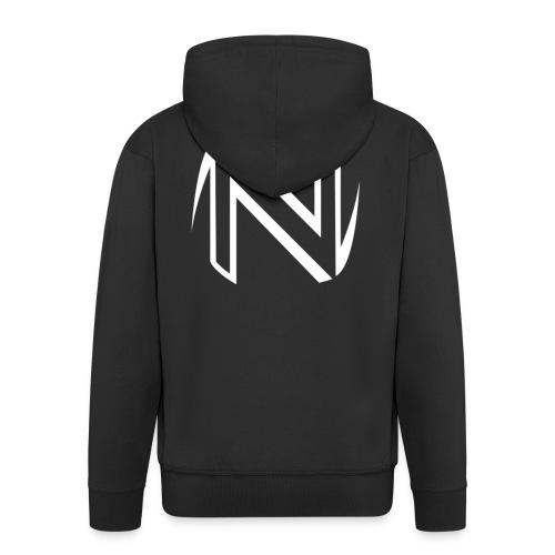 Clothes and caps with Nessick's logo on it - Premium Hettejakke for menn