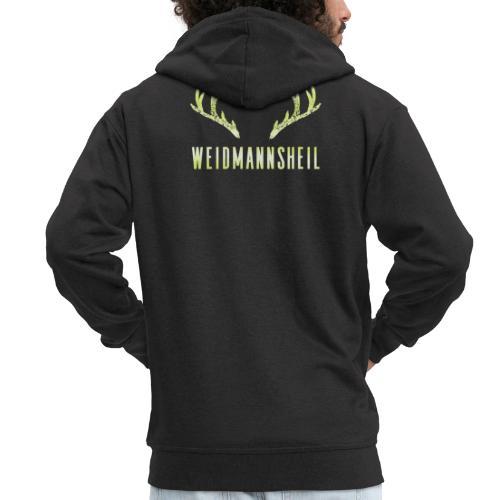 Weidmannsheil - Männer Premium Kapuzenjacke
