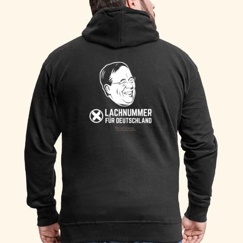 Lachnummer für Deutschland - Männer Premium Kapuzenjacke