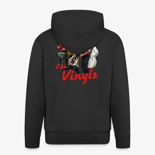Les Vinyls - Photo Couleur - Veste à capuche Premium Homme