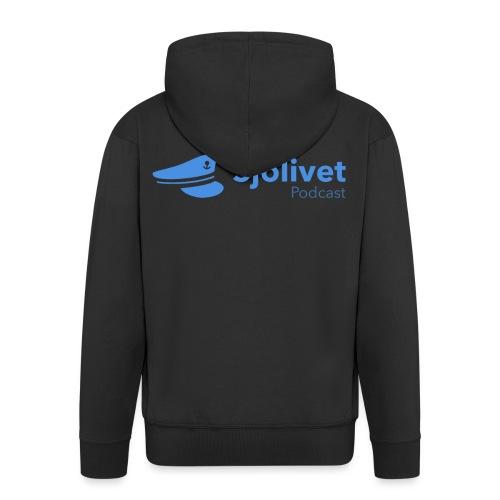 Sjölivet podcast - Svart logotyp - Premium-Luvjacka herr